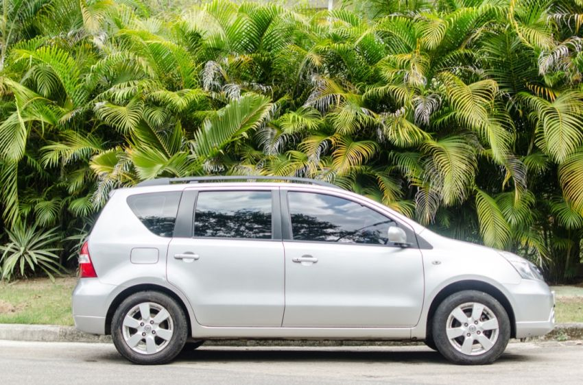 Nissan Livina SL 1.8 16V (flex) (aut) - Foto #9