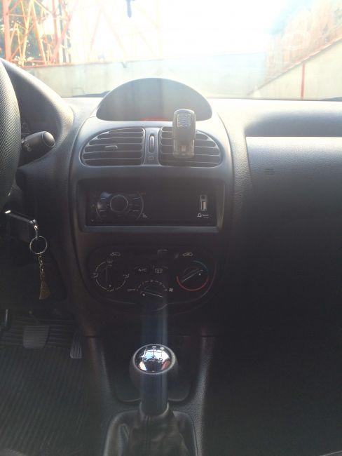 Peugeot 206 Hatch. Presence 1.6 16V - Foto #3