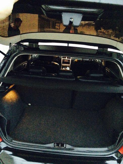 Peugeot 307 Hatch. Feline 2.0 16V (aut) - Foto #8