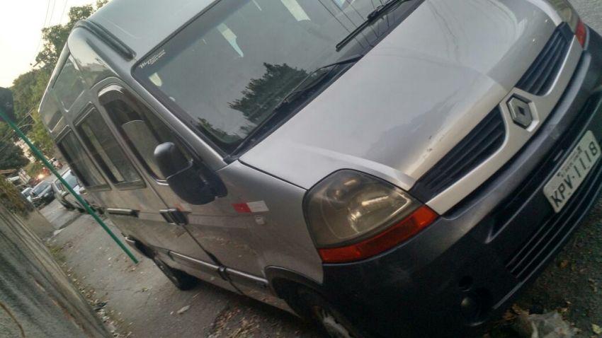 Renault Master Minibus 16 lugares 2.5 16V - Foto #3
