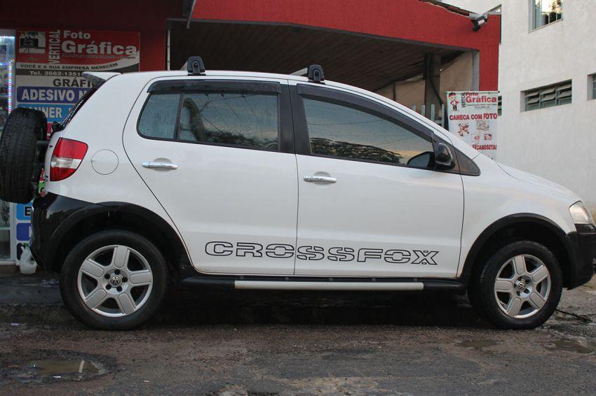 Volkswagen CrossFox 1.6 16v MSI (Flex) - Foto #6
