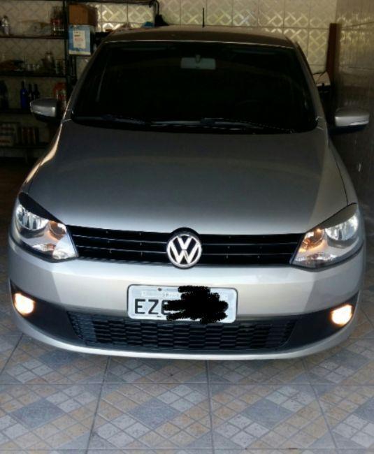 Volkswagen Fox Sportline 1.6 8V (Flex) - Foto #4