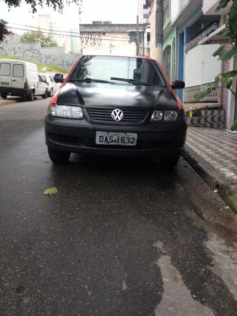 Volkswagen Gol 1.0 8V (G3) 2p - Foto #8