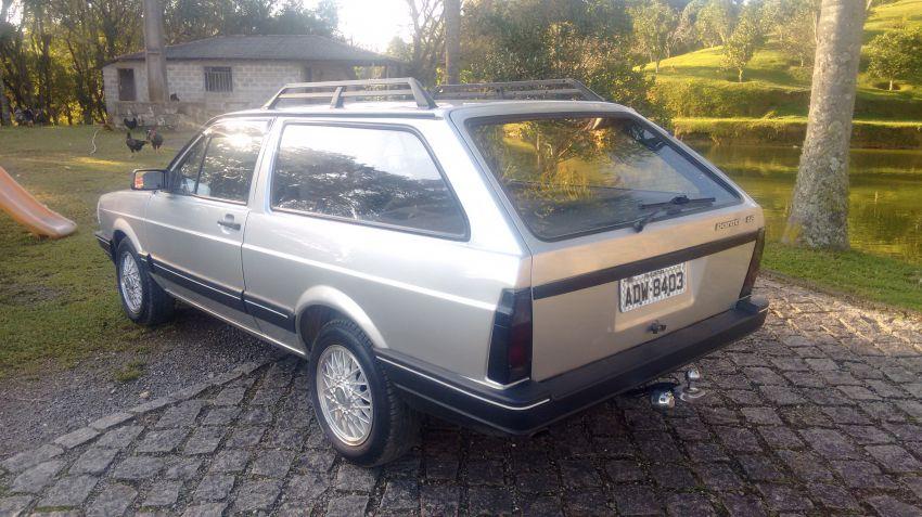 Volkswagen Parati GL 1.8 - Foto #1