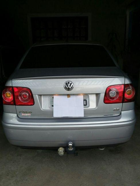 Volkswagen Polo Sedan Comfortline 2.0 (Flex) - Foto #9
