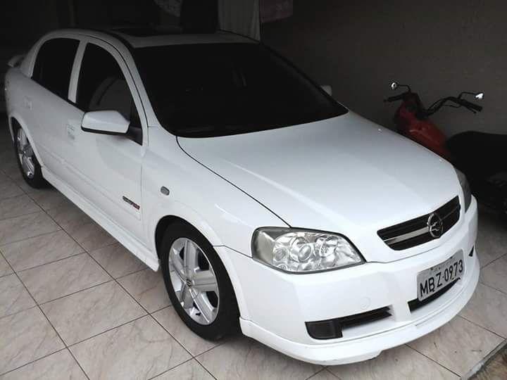 Chevrolet Astra Hatch GSi 2.0 16V - Foto #4