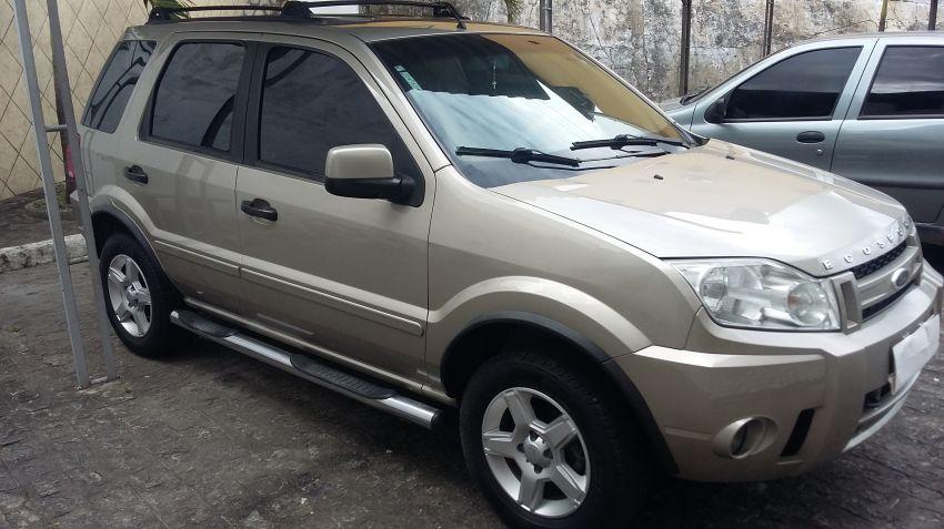 Ford Ecosport Xlt 1 6  Flex  2008  2008 - Sal U00e3o Do Carro