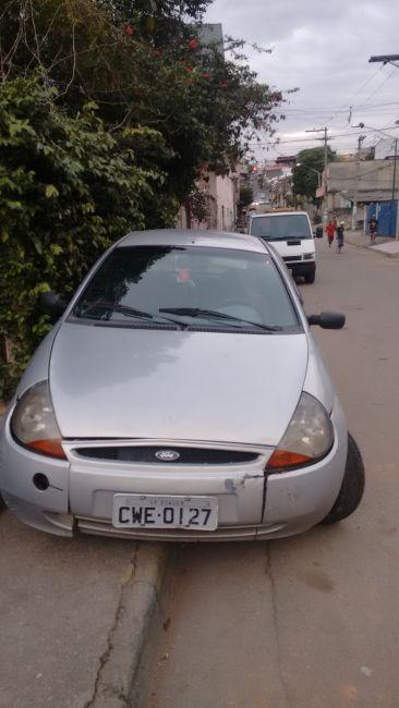 Ford Ka 1.0 MPi (Ka One) - Foto #3