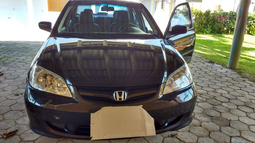 Honda Civic Sedan LXL 1.7 16V (aut) - Foto #10