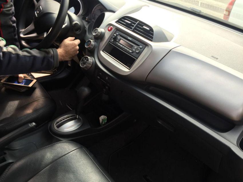 Honda Fit LXL 1.4 (aut) - Foto #2