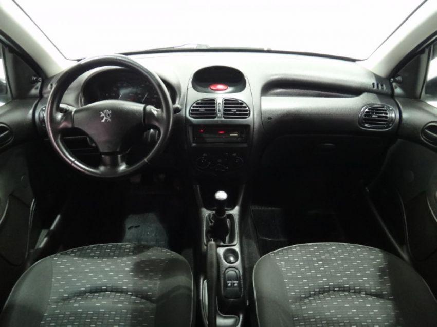 Peugeot 206 Hatch. Sensation 1.4 8V (flex) 2p - Foto #1