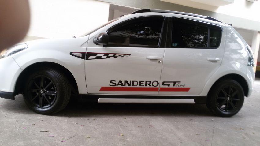 Renault Sandero GT Line 1.6 8V (Flex) - Foto #7