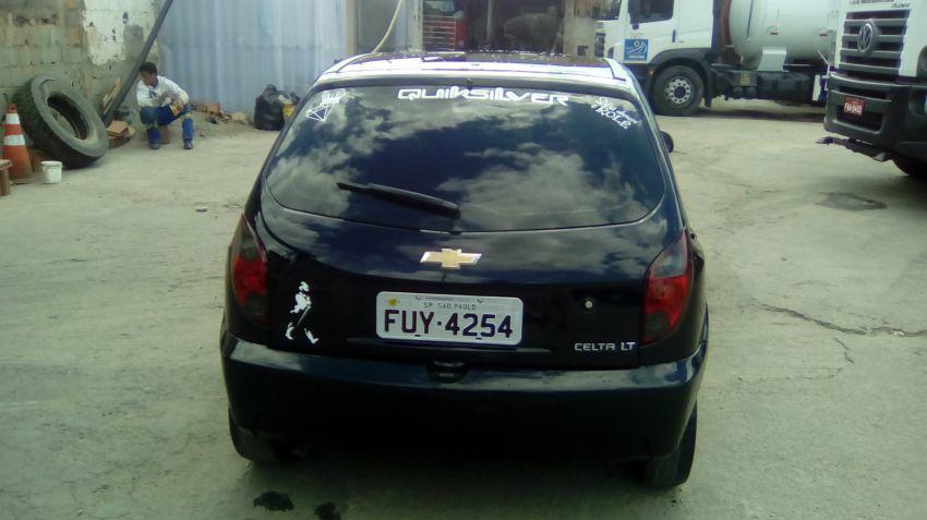 Chevrolet Celta 1.0 LT (Flex) - Foto #3