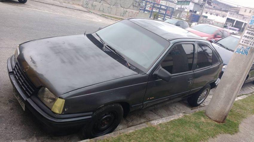 Chevrolet Kadett Hatch GL 1.8 EFi - Foto #3
