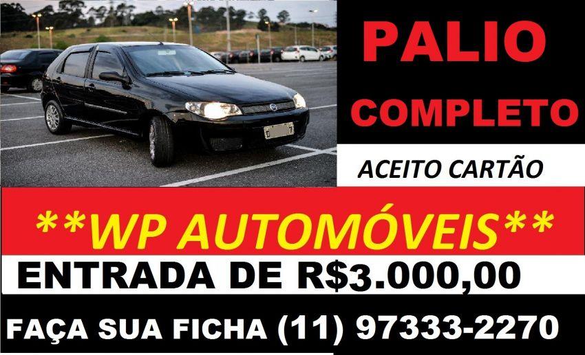 Fiat Palio ELX 1.0 (Flex) 4p - Foto #6