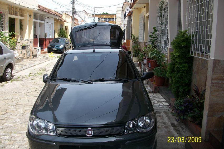 Fiat Palio Fire Economy 1.0 8V (Flex) 4p - Foto #2