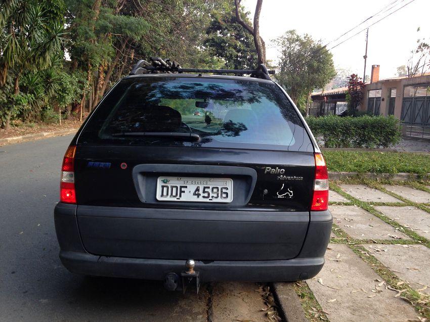 Fiat Palio Weekend Adventure 1.6 16V - Foto #9