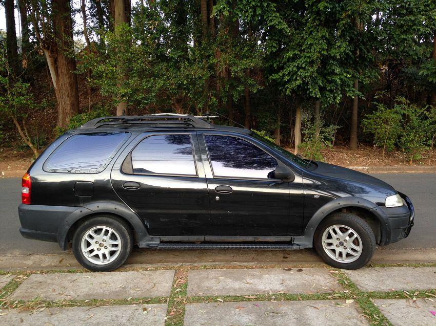 Fiat Palio Weekend Adventure 1.6 16V - Foto #10