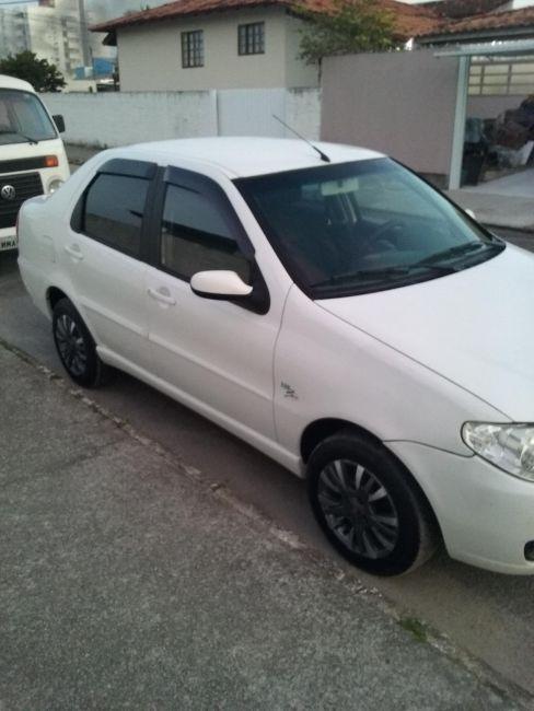 Fiat Siena 1.4 8V (Tetrafuel) - Foto #2