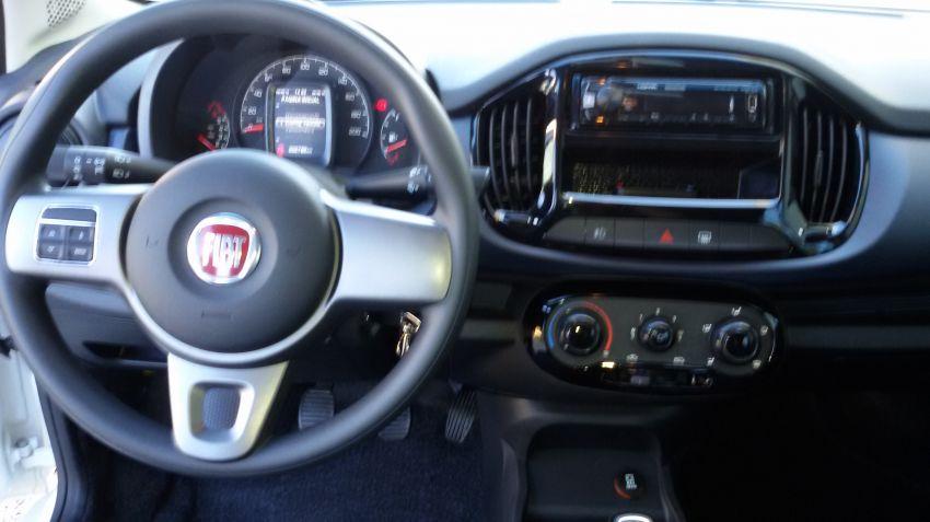 Fiat Uno Attractive EVO 1.0 (Flex) 4p - Foto #2