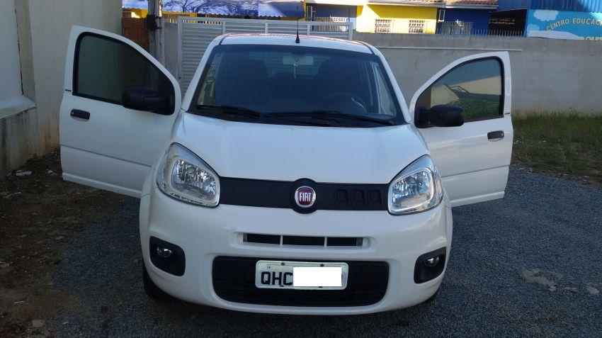 Fiat Uno Attractive EVO 1.0 (Flex) 4p - Foto #5