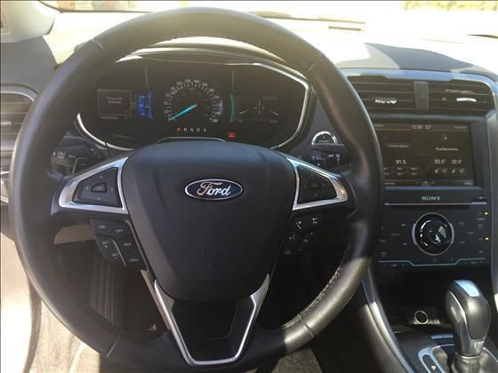 Ford Fusion 2.0 16V GTDi Titanium 4WD (Aut) - Foto #2