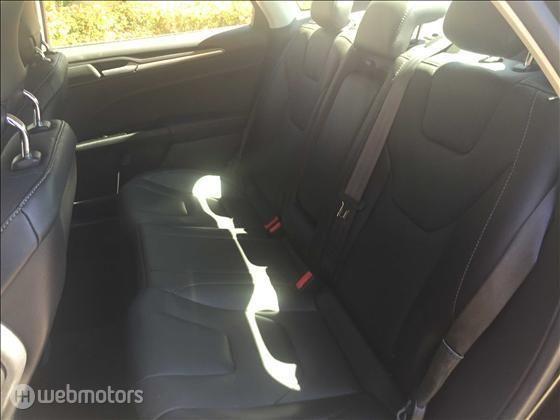 Ford Fusion 2.0 16V GTDi Titanium 4WD (Aut) - Foto #3