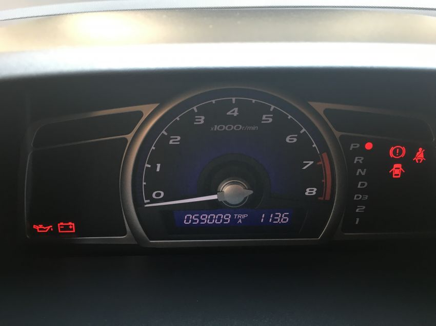 Honda New Civic LXS 1.8 (aut) (flex) - Foto #3