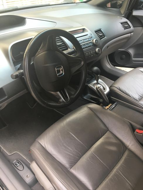 Honda New Civic LXS 1.8 (aut) (flex) - Foto #4