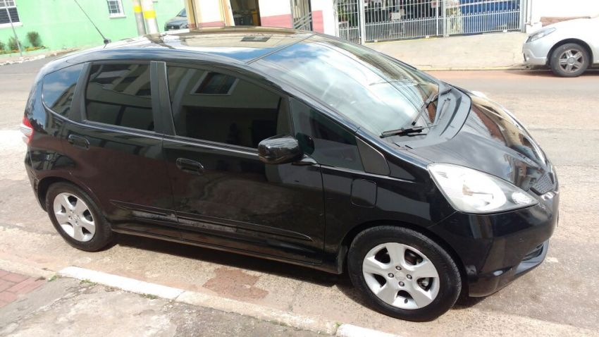 Honda Fit LX 1.4 (flex) - Foto #1