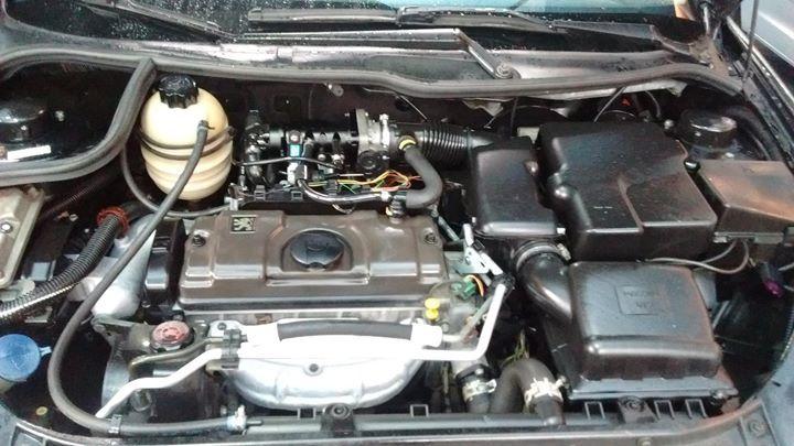 Peugeot 206 Hatch. Soleil 1.6 8V - Foto #8