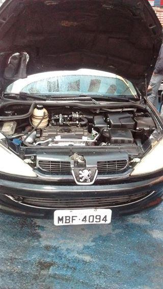 Peugeot 206 Hatch. Soleil 1.6 8V - Foto #9