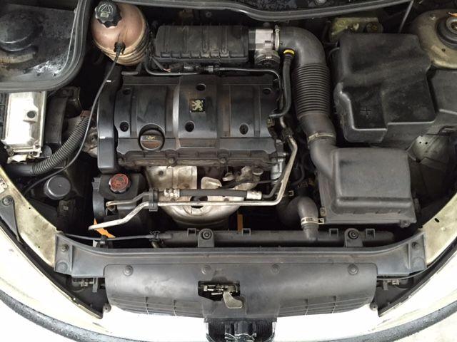 Peugeot 206 Hatch. Rallye 1.6 16V - Foto #9