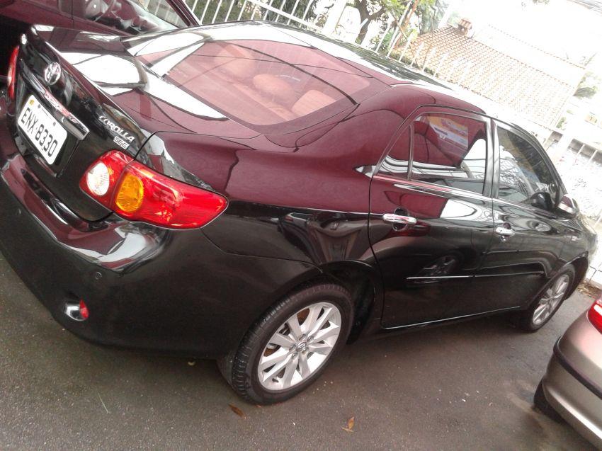 Toyota Corolla Sedan SEG 1.8 16V (flex) (aut) - Foto #3