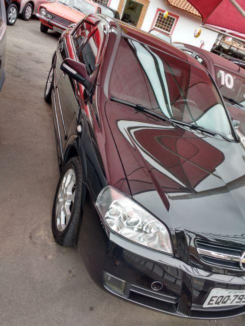 Chevrolet Astra Hatch Elegance 2.0 (Flex) 4p - Foto #2