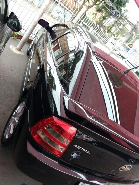 Chevrolet Astra Hatch Elegance 2.0 (Flex) 4p - Foto #4