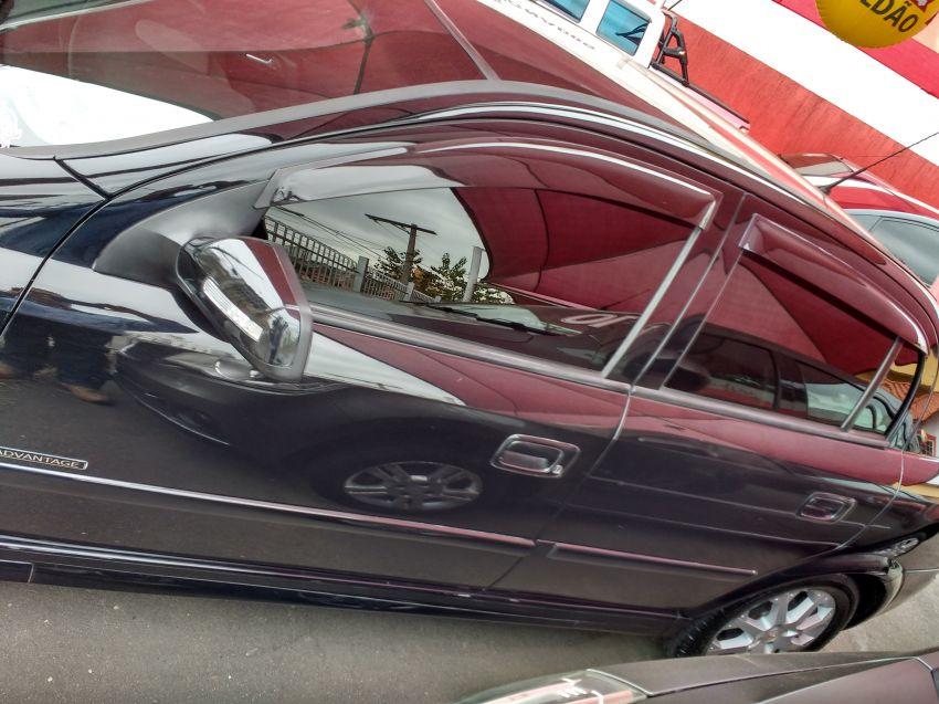 Chevrolet Astra Hatch Elegance 2.0 (Flex) 4p - Foto #5