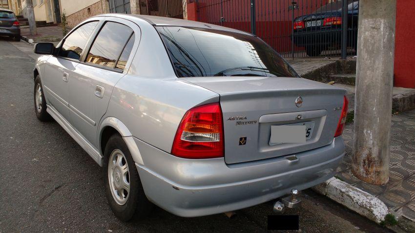 Chevrolet Astra Sedan GL Milenium 1.8 MPFi - Foto #6