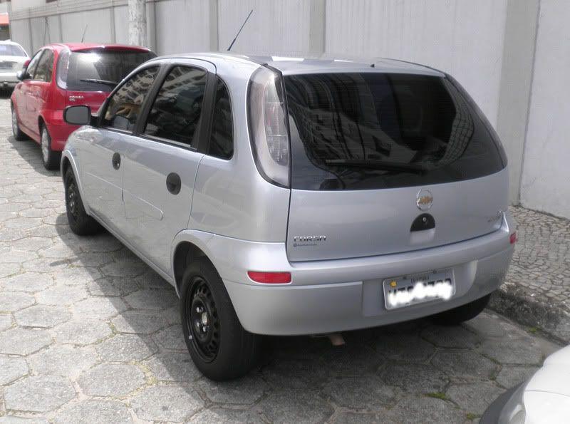 Chevrolet Corsa Hatch Maxx 1.4 (Flex) - Foto #4
