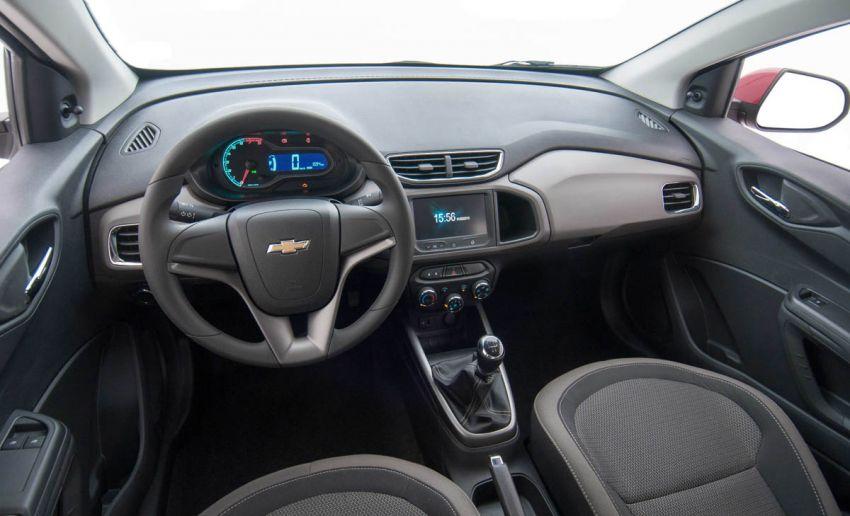 Chevrolet Prisma 1.4 SPE/4 LTZ - Foto #5