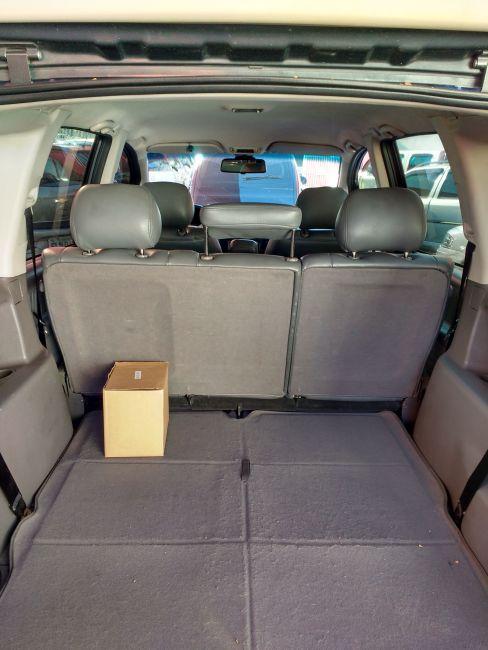 Chevrolet Zafira Elegance 2.0 16V - Foto #1