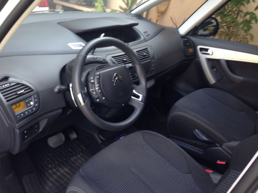 Citroën C4 Picasso 2.0 16V Exclusive (Aut) - Foto #1
