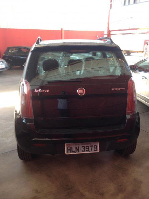 Fiat Idea Attractive 1.4 (Flex) - Foto #2