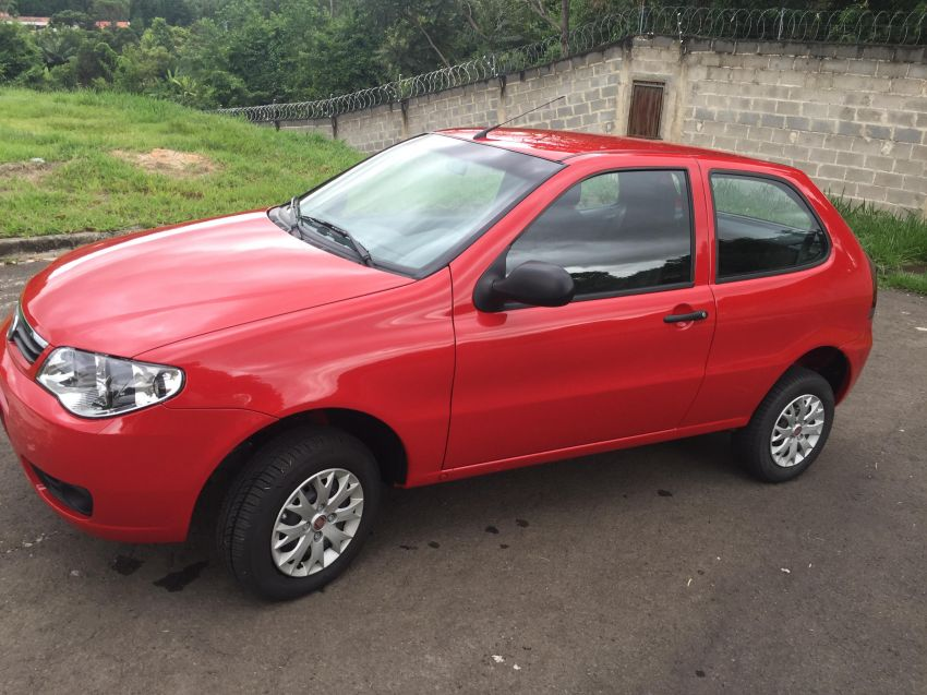 Fiat Palio Fire 1.0 (Flex) 2p - Foto #2