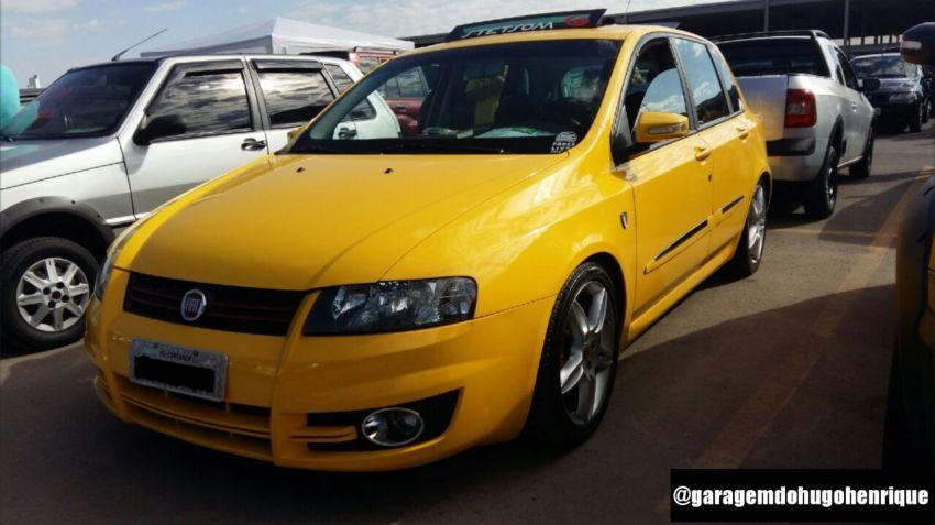 Fiat Stilo Sporting 1.8 8V (Flex) - Foto #1
