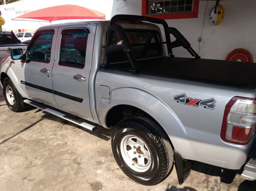 Ford Ranger XL 4x4 3.0 (Cab Dupla) - Foto #4