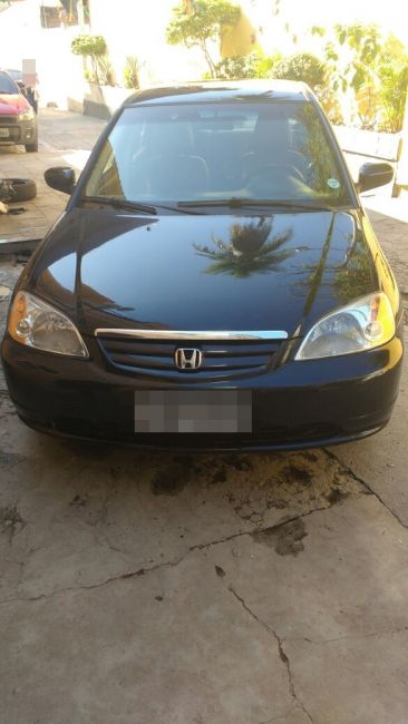 Honda Civic Sedan LX 1.7 16V (aut) - Foto #4