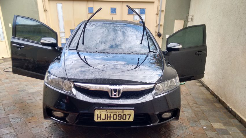 Honda New Civic LXL SE 1.8 i-VTEC (aut) (Flex) - Foto #5