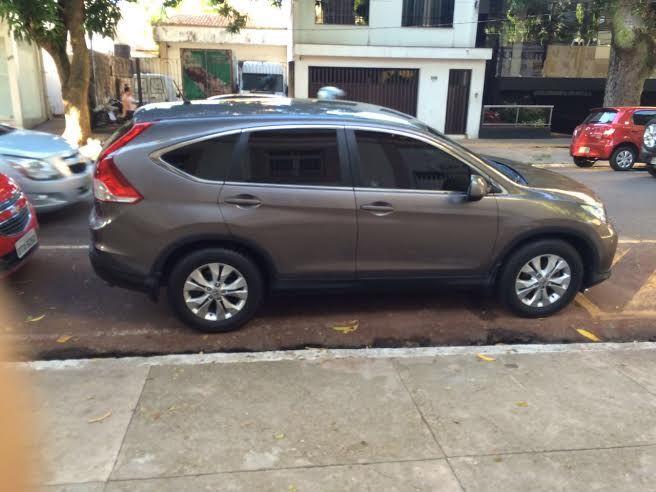 Honda CR-V LX 2.0 16V - Foto #2