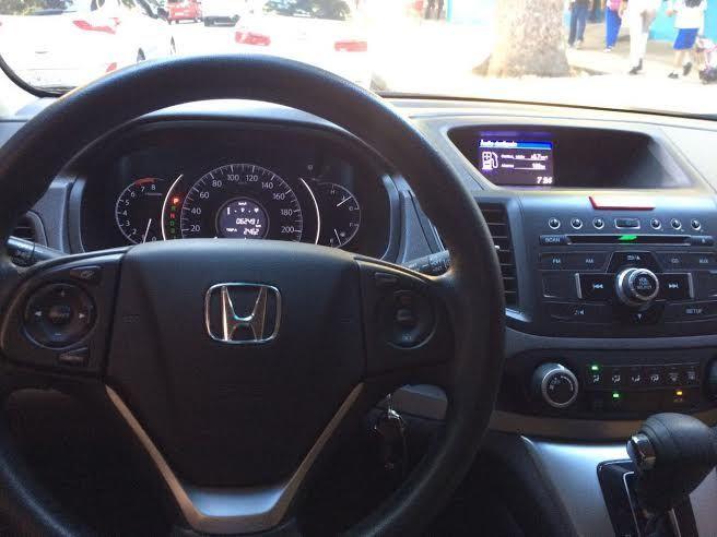 Honda CR-V LX 2.0 16V - Foto #4